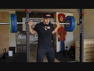 Reebok CrossFit Games 2014 БЕЗ ЦЕНЗУРЫ BadCatStudio