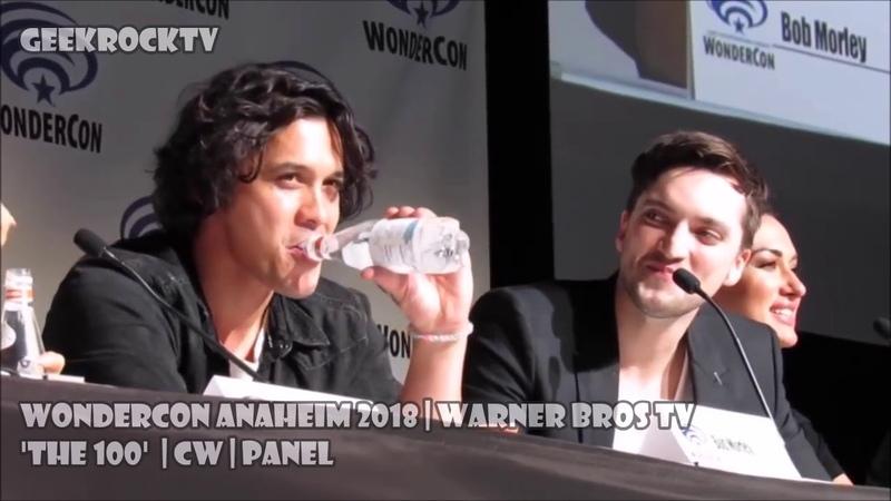 WonderCon 2018 | The 100 | Panel