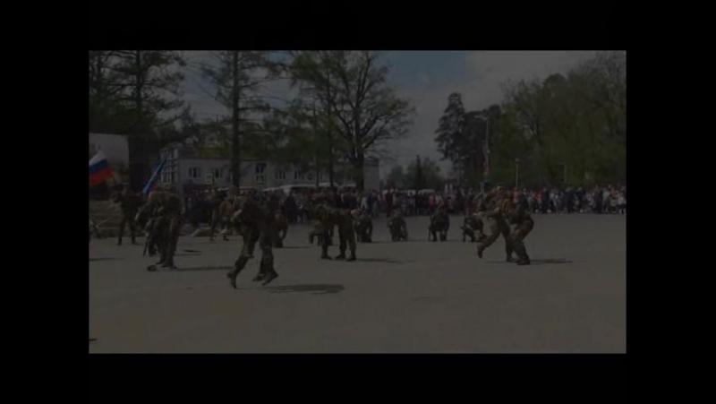 Армия,май 2016-2017. ПДБ