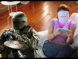 How to successfully cosplay as Tachanka from Rainbow six siege