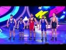 Борцы - Визитная карточка (КВН Высшая лига 2018. Третья 18 финала)