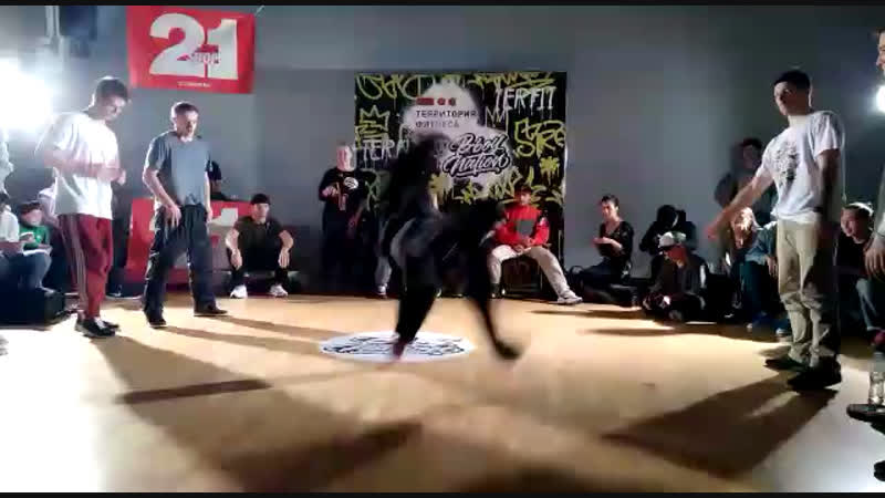 Arctic Rockers Qualification Bboy Nation 2018