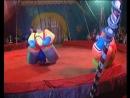 Цирковой номер-Шоу силачей