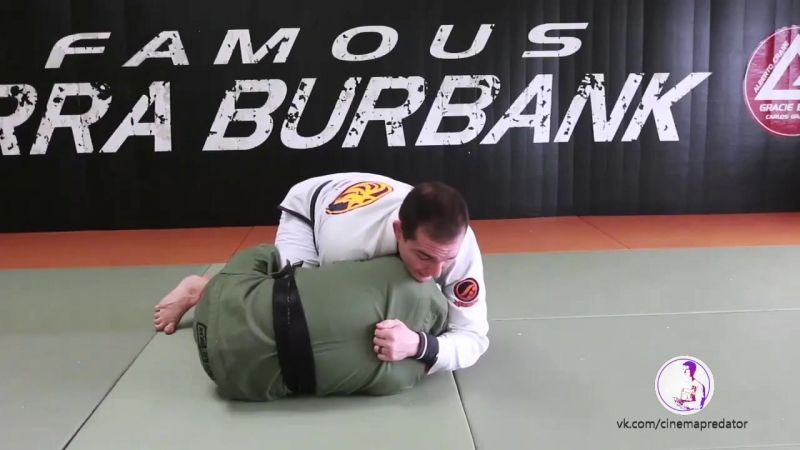 Front Headlock Darce Choke