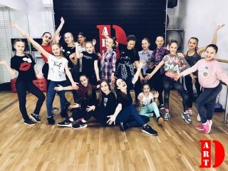 Select 1//DanceArtStudio МК//Lady's Style// Nadya Andreeva//20.01.2018