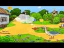 Как говорят животные - Звуки и голоса животных, Развивающее и Обучающее видео для детей.mp4