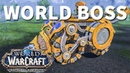 The Lion's Roar WoW BfA World Boss