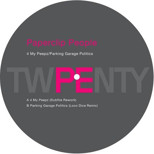 Paperclip People альбом 4 My Peepz / Parking Garage Politics