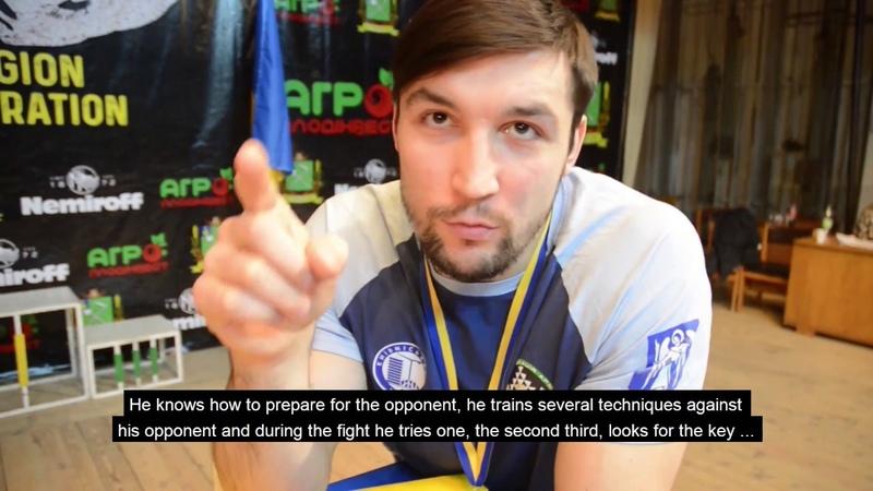 Armfight 50 I Prudnyk about Babayev vs Bresnan