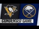 Полный матча Preseason Pittsburgh Penguins vs Buffalo Sabres – Sep.18, 2018