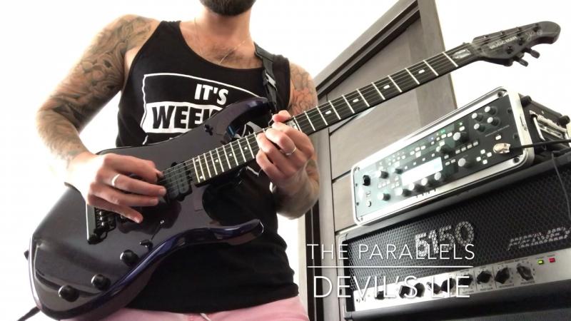 Guitar Playthrough Devil's Lie Thousand Of Flames