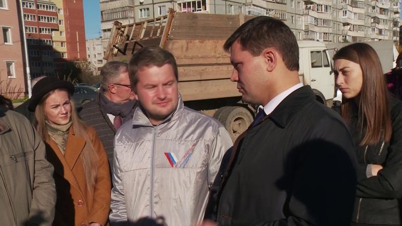На 75 % выполнен капитальный ремонт Фрязиновского парка