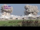 Бармалеи обкакались от СУ - 57.  Сирия.Восточная Гута.