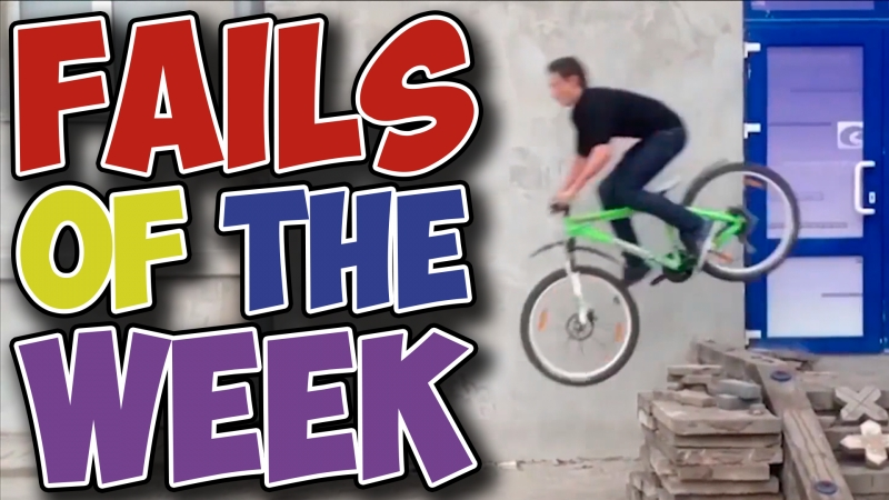 Best Fails of the Week - XGames is not for You (June 2/2017)
