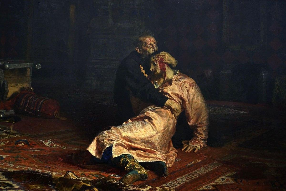 Игорь Грабарь о шедевре Ильи Репина «Иван Грозный и сын его Иван 16 ноября 1581 года»
