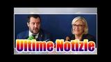Salvini e Le Pen insieme a Roma Juncker e Moscovici i nemici dellEuropa. Poi Lavoriamo a candi