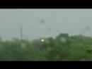 Это стоит увидеть! Шаровая молния снята на камеру. Странное явление природы