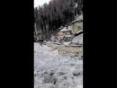 Широкий лог поплыл Междуреченск