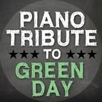 Альбом Piano Tribute Players Piano Tribute to Green Day