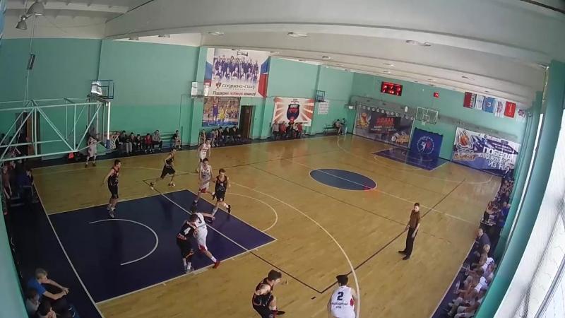 ЦСП Краснодар - СШ ИВС Тула (77-40)