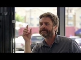 Comedians In Cars Getting Coffee. Zach Galifianakis