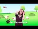 Baa baa black sheep song for kids 2
