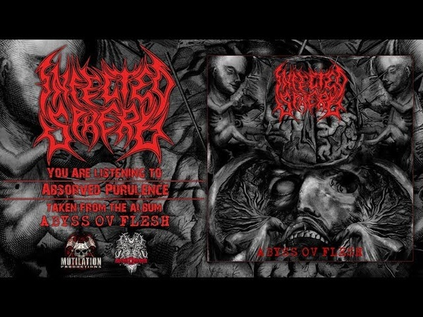 INFECTED SPHERE Absorved Purulence Official Track 2018