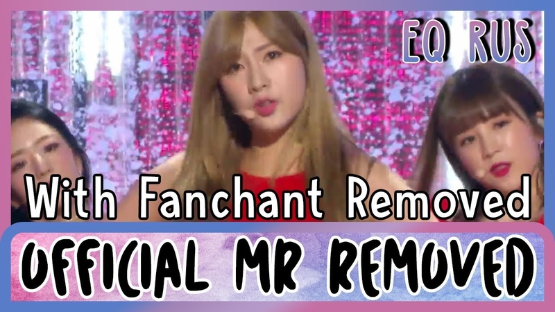 [CLEAN MR REMOVED] APINK - I'm So Sick | Music Core 2018.07.07