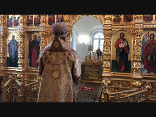 Проповедь митрополита Марка. День памяти апостола Фомы