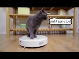 Mi Robot Vacuum_ Pets Best Friend