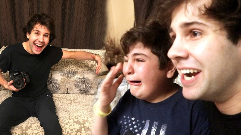 CONVINCED BROTHER HE IS INVISIBLE!! (EMOTIONAL)