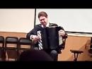 В. Черников. Импровизация на тему песни Б. Мокроусова Одинокая гармонь.
