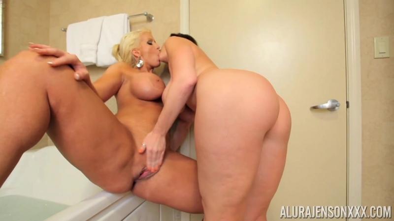 Porn Me ALURA JENSON SARA JAY ( LESBIANS, MILF, MATURES, KISS, LICKED, FUCK PUSSY, ORGASM, SHOWER SEX, BIG