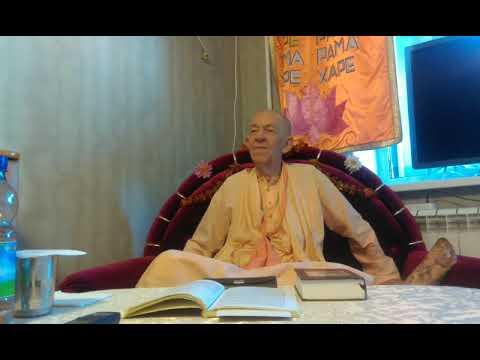 BVV Narasimha Swami, BG 9.4 Blagoveshchensk, 31.07.2018 (Eng-Rus)