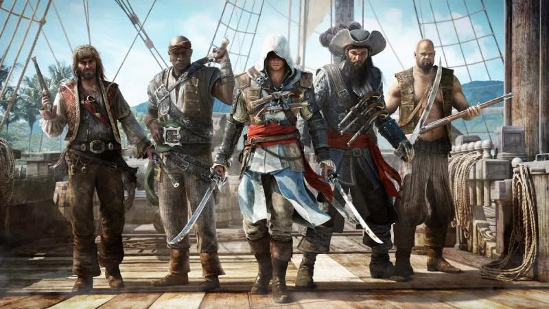 3◄•18 Свистать всех на стрим! ◄►STREAM◄►Assassin's Creed IV: Black Flag•►
