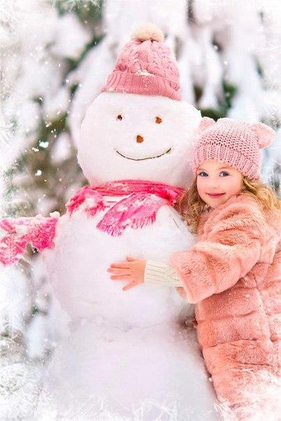 Зима пришла…Волшебница Зима,