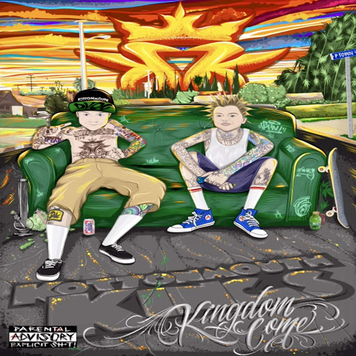 Kottonmouth Kings альбом Kingdom Come (Special Edition)