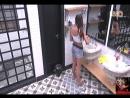 16-02-2017 - Parte 4 - Emilly e Marcos limpam o banheiro - DR do Banheiro - Emilly e Marcos