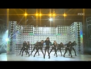 Girls Generation - Run Devil Run @ Music Core 20100320