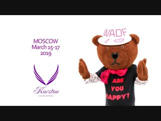 Welcome to European Artistic Dance Championship 2019