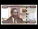 All Kenyan Shilling Banknotes_1996 to 2010 Issue