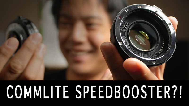 CM-AEF-MFT Speedbooster same as Viltrox EF-M2?