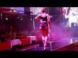 Kseniya Vorobyeva - pole dance