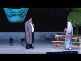Mirzabek Xolmedov va Valijon Shamshiyev - Chol va kampir (Mirzo teatri 2016).mp4