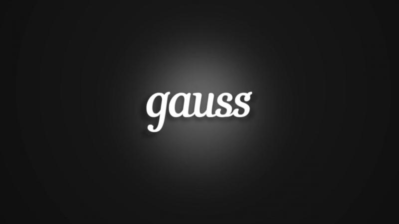 NEW Лампа Gauss с функцией переключения цветовой температуры смотреть онлайн без регистрации