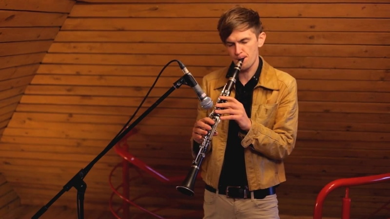 Pharell Williams - Happy and ZAZ - Je Veux. Clarinet cover