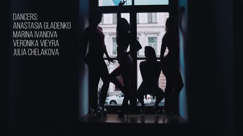 Закрытый курс 2 по Pole Exotic в Kat's Dance Studio | тренер - Юлия Челакова