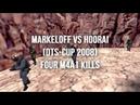 DomenikTV - markeloff vs hoorai [dts-cup 2008]