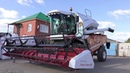 Видеообзор нового зерноуборочного комбайна NOVA
