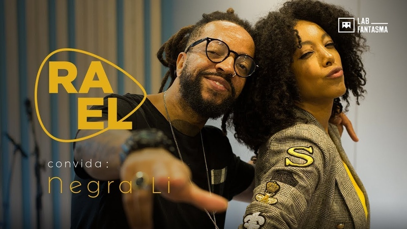 Rael Convida Negra Li - Ser Feliz Exército do Rap Periferia (ep. 3)